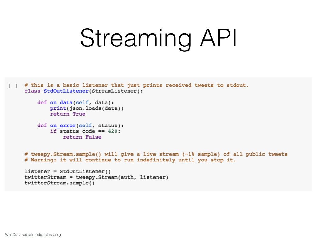 A Beginner's Guide - Python, NLP, and Twitter API